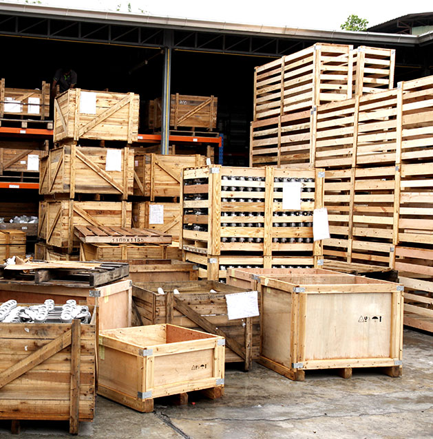 ISPM 15 Pallets – ISPM 15 Cases